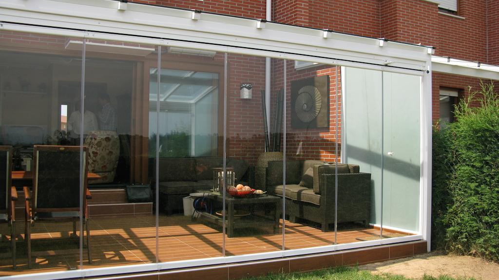 Cerramientos deslizantes de cristal imi for Cerramientos de vidrio para interiores