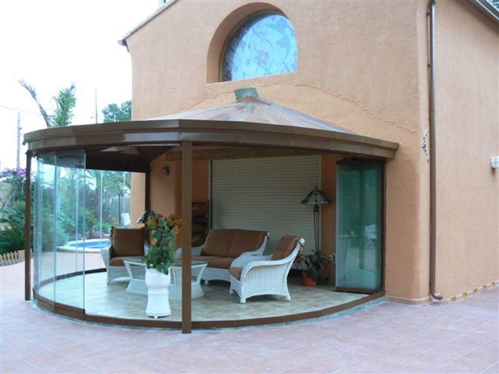 Design techos de cristal para terrazas mexico galer a - Techos de cristal para terrazas ...