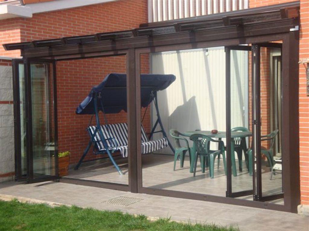 Cerramientos de porches porches y p rgolas de madera imi - Cerramientos de madera para jardin ...